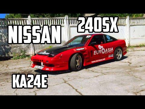 Nissan 240SX/Nissan 200SX/Nissan 180SX – Дрифт в крови