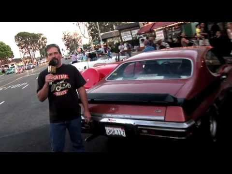 Xcorps Sweet Rides TV  Presents Encinitas Classic Cruise Nights HD