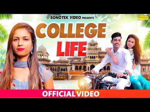 Collage Life - Abhishek Lodh Lavi | Third Year After Yaad | New Haryanvi Songs Haryanavi 2020