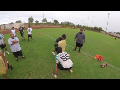 Kapolei football