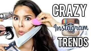 5 CRAZY Instagram Trends Tested! NataliesOutlet