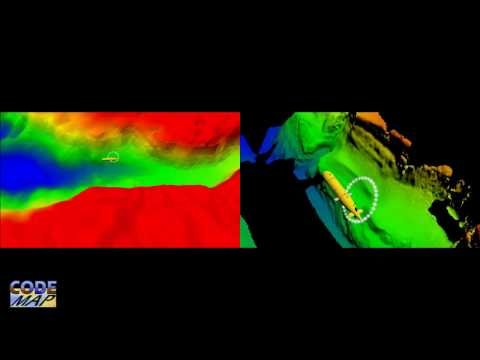 AUV seabed mapping