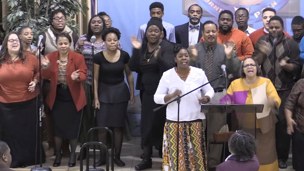 Turning point family choir the blood still works funnydog tv