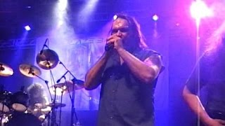 Blaze Bayley - The Man Who Would Not Die HD (The Night That Will Not Die DVD)