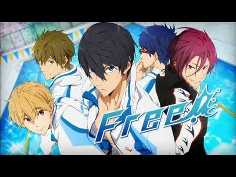 [Kyoto Animation] ♥ FREE! - Anime PV