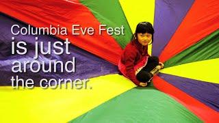 Columbia Eve Fest 2015