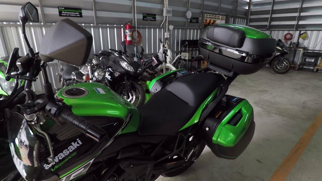 Kawasaki Versys Accessories