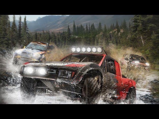 Gravel - Trailer gamescom 2017