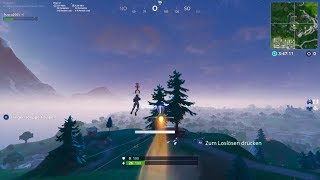 SO CAN YOU FLY IN FORTNITE (SPIELWIESE) /// Fortnite glitch