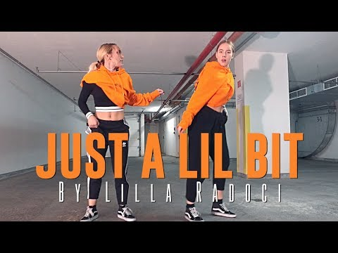 "50 Cent ""JUST A LIL BIT"" Choreography By Lilla Radoci"