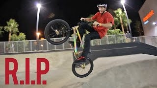 Adam Lz - Riding For David Metzger