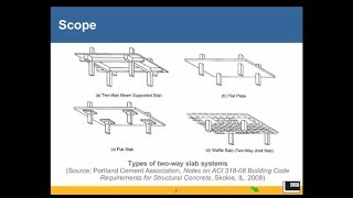 Two Way Slab Systems of Reinforced Concrete: Design for Flexure by ACI 318 11