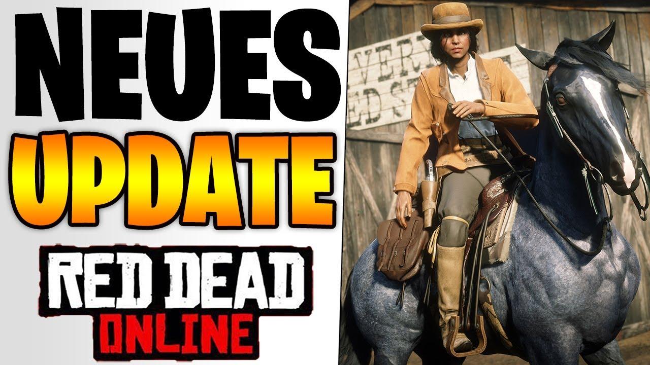 DIE WARTEZEIT IST BALD VORBEI - Neues Update & Zukunft | Red Dead Redemption 2 Online thumbnail