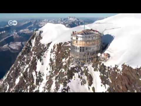 Refuge du Goûter, refugio en el Mont Blanc | Euromaxx