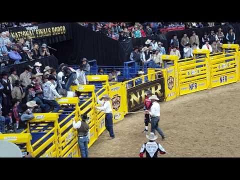 Wrangler National Finals Rodeo. 12/4/2016