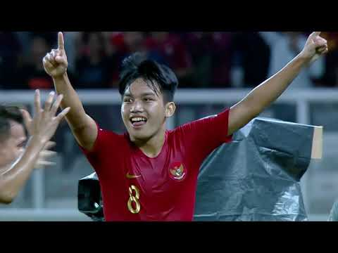 Indonesia 1-0 United Arab Emirates (AFC U19 Indonesia 2018 : Group Stage)