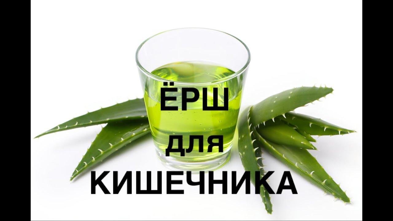 ЧИСТИМ КИШЕЧНИК/ЁРШ ДЛЯ КИШЕЧНИКА