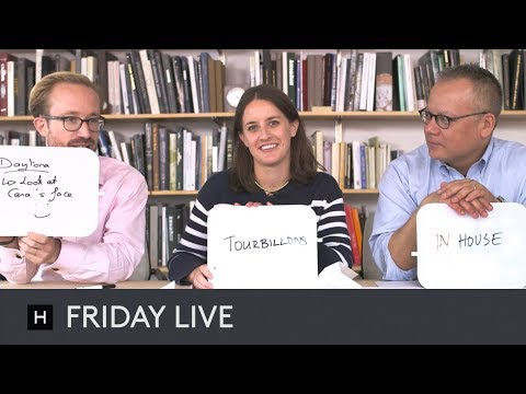 Friday Live: Ep. 14 – Horological Fill In The Blank, CEO of AP North America Drops By, & Live Q+A