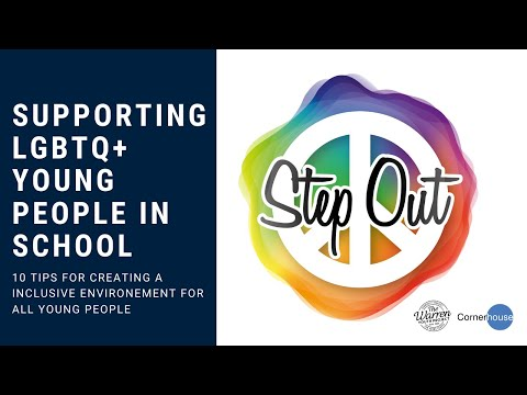 Supporting LGBTQ+ Young People in School