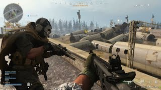 мультиплеер Call Of Duty Modern Warfare 3 #1