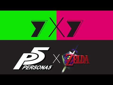 Persona 5 x Zelda: OOT - Last Surprise