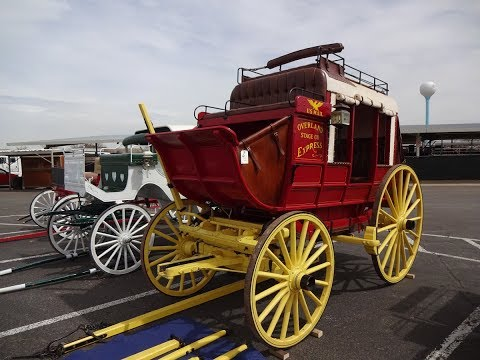 Troyer Horse Auction, Wagons, Stagecoach, Covered Wagons, Horses, Farm Machinery