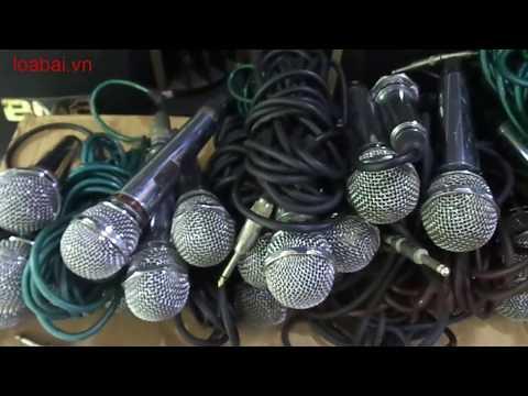 Míc hát karaoke shupu hay giá 550k bao ship.(huanaudio:0904612323)