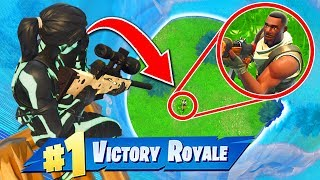 TROLLING ENEMIES With Glider Re-Deploy Trick In Fortnite!