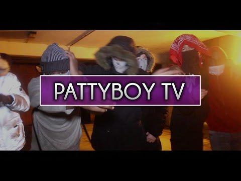 S.Savv (Hox) X V9 (9) - Trouble #Hackney [Music Video] | PATTY BOY TV