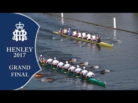 Grand Final - Leander & Newcastle V Passauer & Treviris | Henley 2017