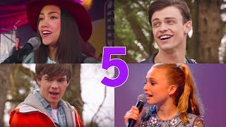 Top 5 BEST Singers on The Lodge!!