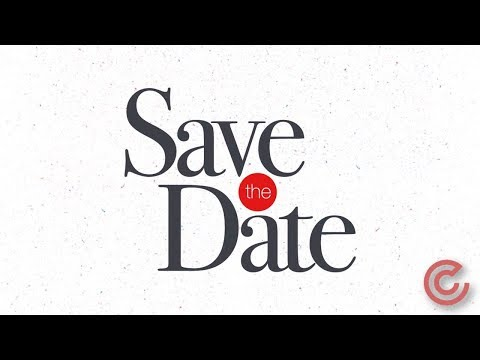 Save the Date : Part 1