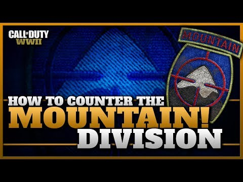 How to Counter Mountain After the Division Update!