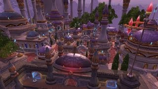 Dalaran - Wrath Of The Lich King Music