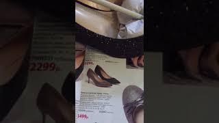 Видео обзор Туфли женские Brilliance