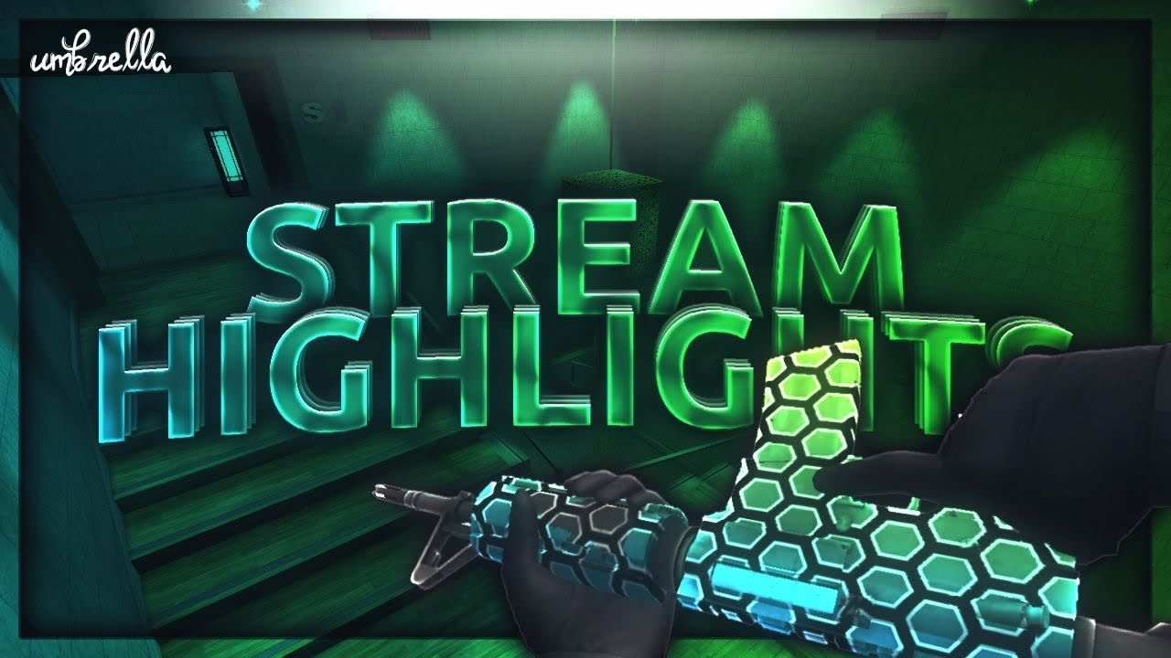 Stream Highlights #12 ( Ace, SVD Noscope, and more:) )