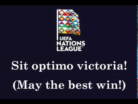 UEFA Nations League Anthem 2018 + Lyrics