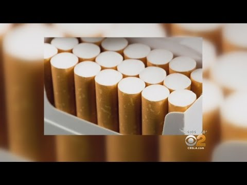 Prop. 56 Would Increase Cigarette Tax $2 A Pack