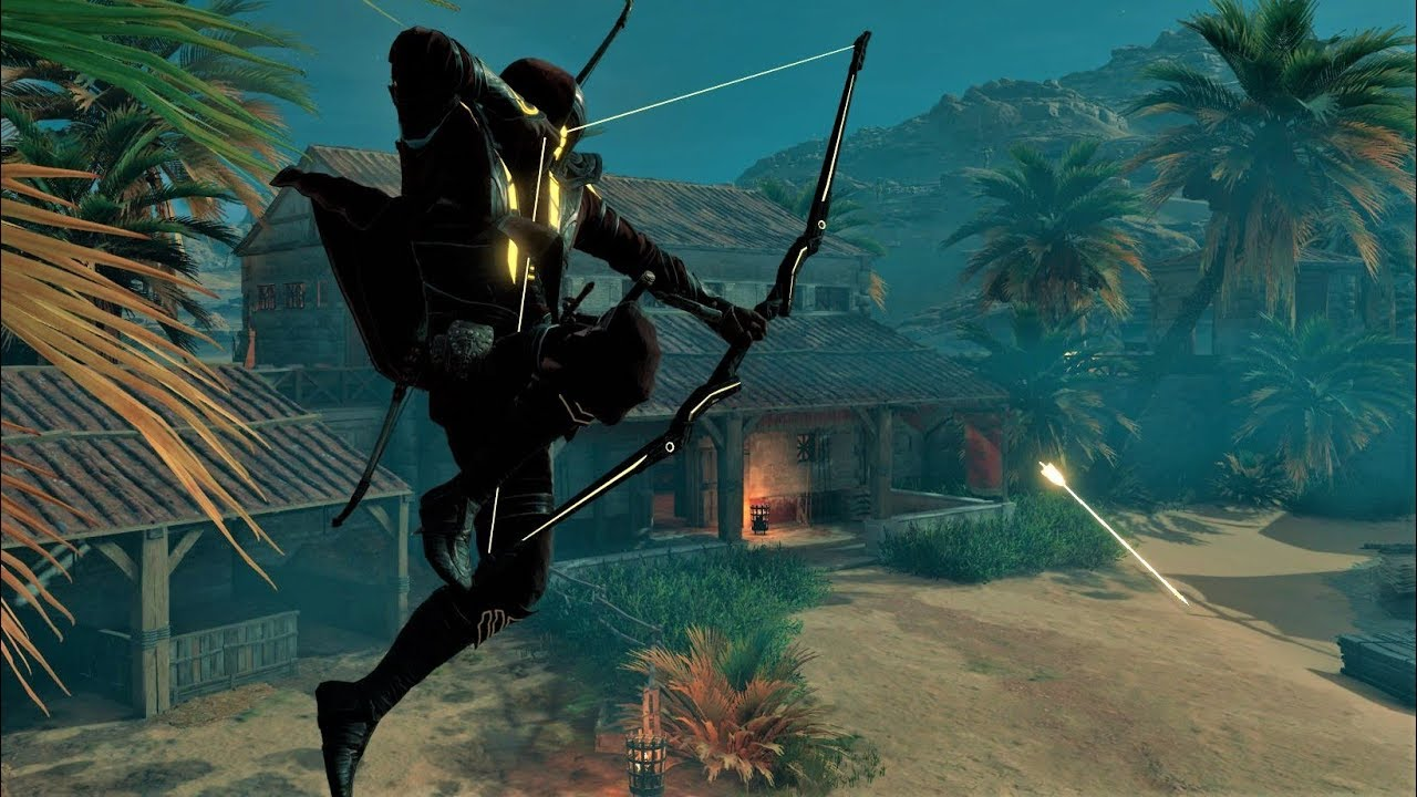 Assassin's Creed Origins: Stealth & Action Kills Elite Ranger Gameplay thumbnail