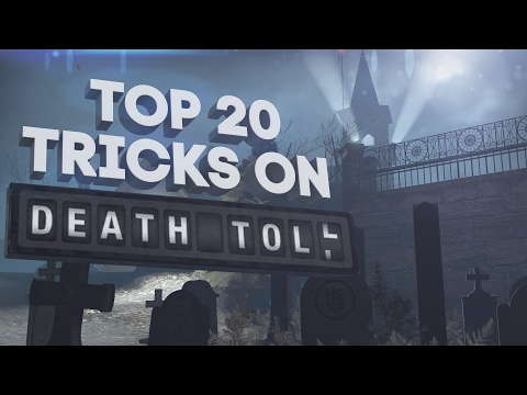 Top 20 Tricks on DEATH TOLL ★ Left 4 Dead 2