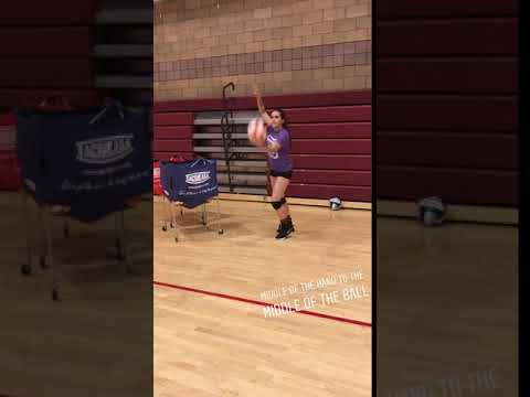 Learn Volleyball Serve Tactics at our Volleyball Voice Boot Camp Classes