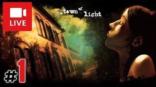 "[Archiwum] Live - THE TOWN OF LIGHT (1) - [1/2] - ""Szpital i tajemnicza lalka"""