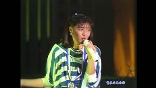 菊池桃子 - Evening Break (HD 720p) 1986年武道館ライブ.