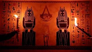 Egyptian Wall Art (ACO)