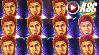 ★BIG WIN!★ ANTHONY AND CLEOPATRA & THE FORCE OF LEGEND | Slot Machine Bonus