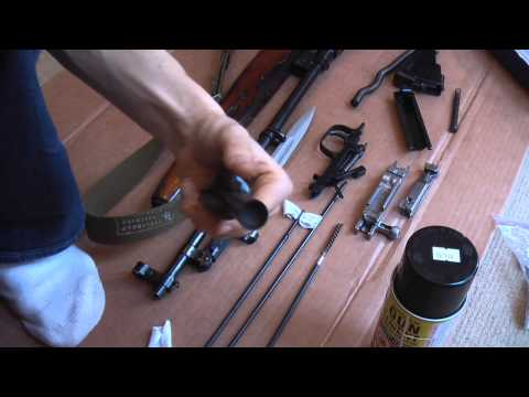 Russian SKS - Complete Overview, Disassembly, Reassembly, and Cleaning Tips