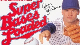 CGRundertow SUPER BASES LOADED for Super Nintendo Video Game Review