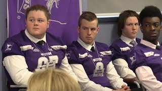 Western Mustangs Sports - Official Athletics Website