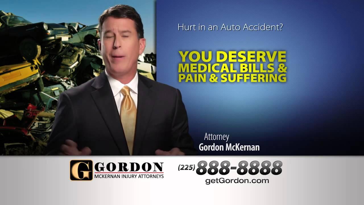 Baton Rouge Car Wreck Laywers Gordon Mckernan Injury Attorneys