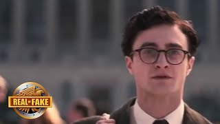 TRAILER NEW HARRY POTTER MOVIE - real or fake